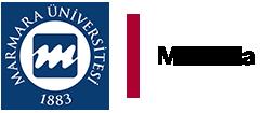 Marmara Üniversitesi Mimoza Logosu